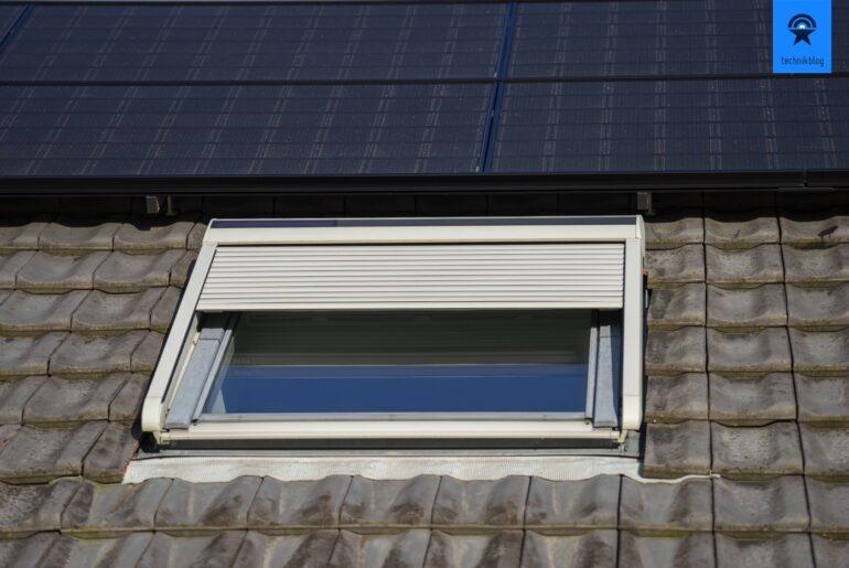 Velux Dachfenster mit Loxone steuern