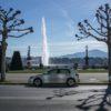 VW e-Golf Langstrecken-Erfahrungsbericht: mit dem Elektroauto zum Auto Salon in Genf