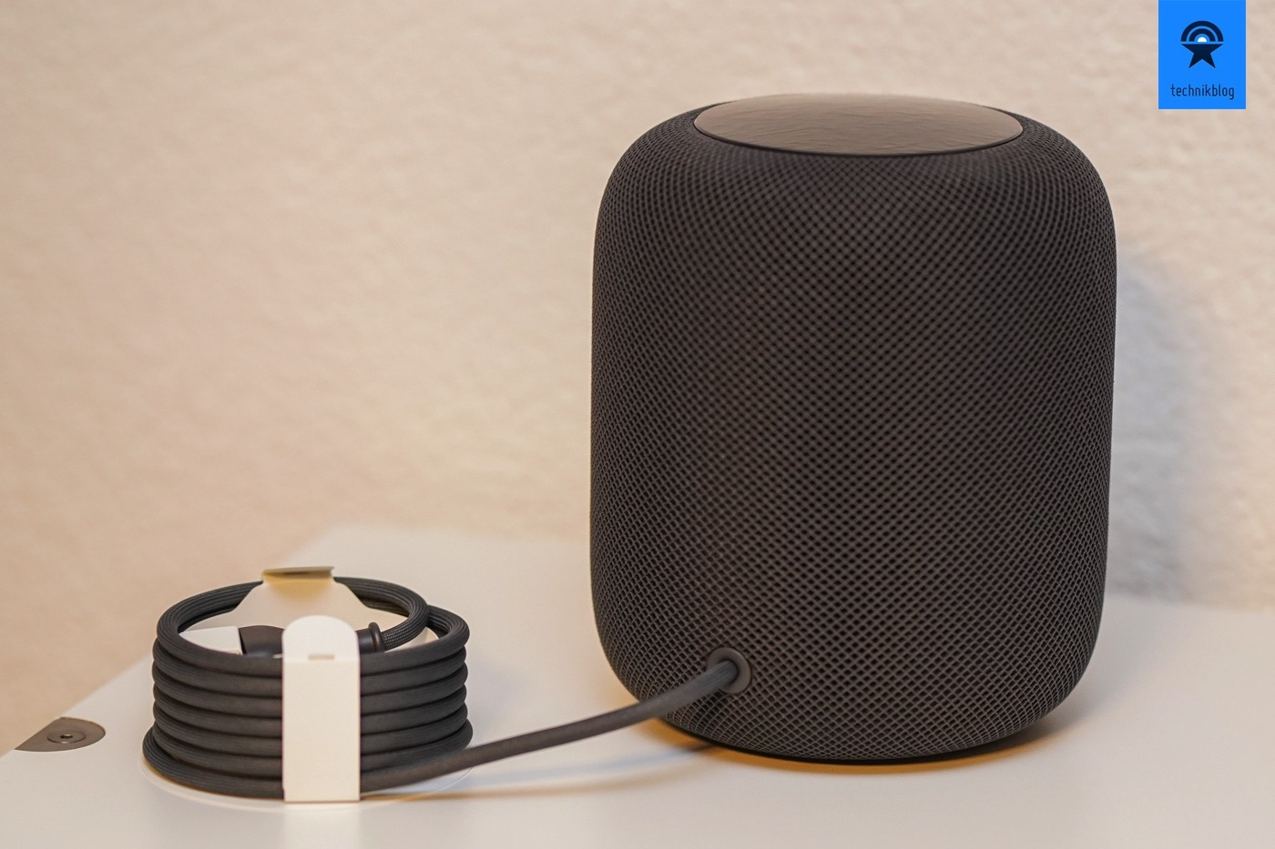 Apple HomePod Lieferumfang