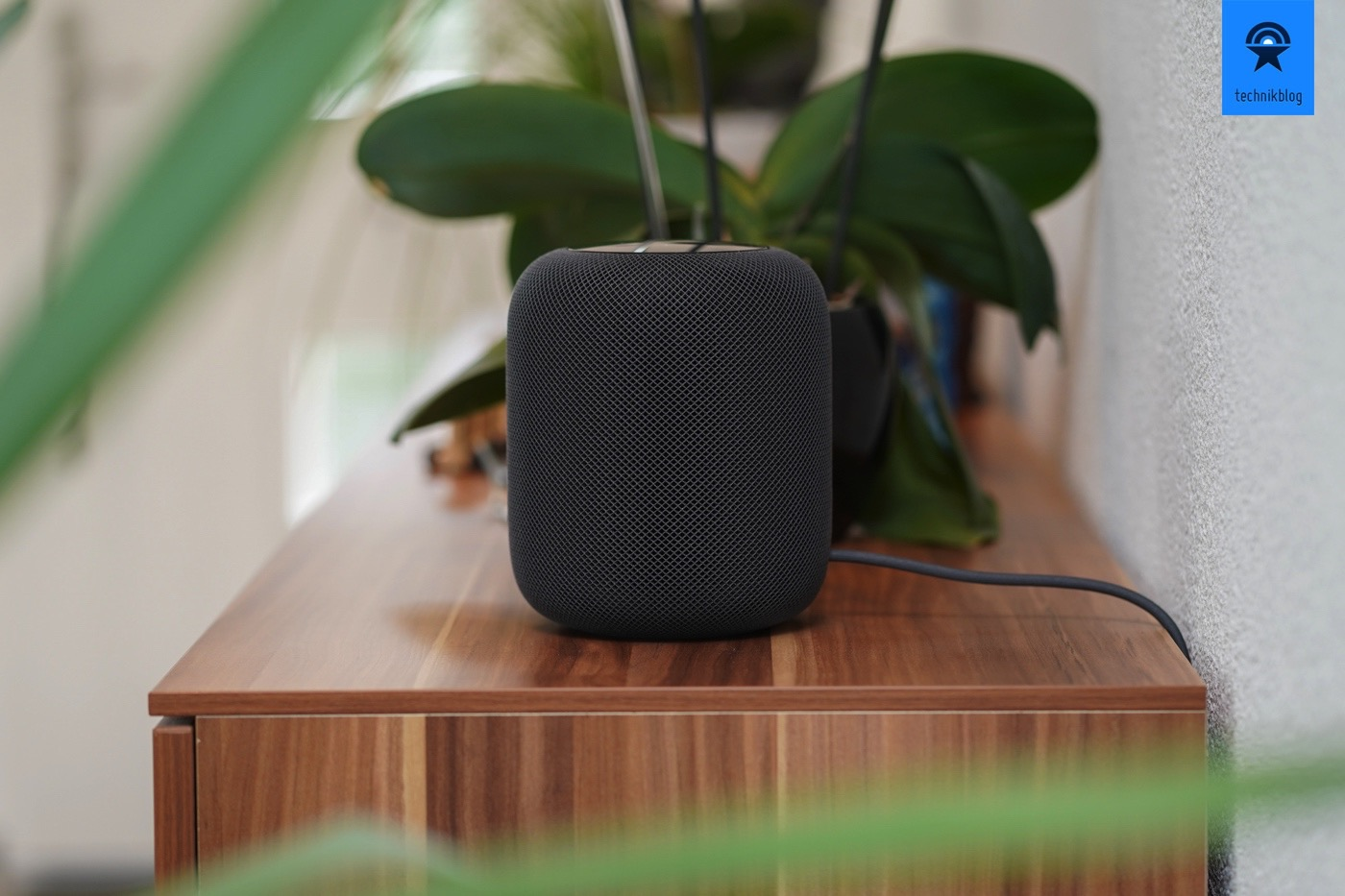 Apple HomePod im Technikblog