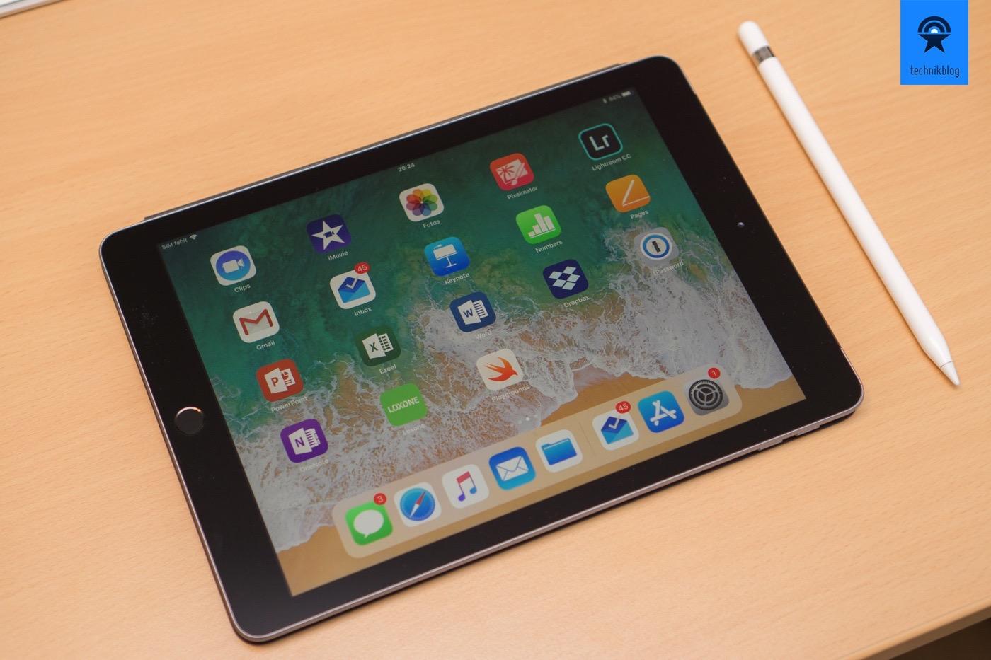 Apple iPad (2018) Test