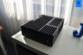 Der PrimeServer - kann sogar im Büro genutzt werden.