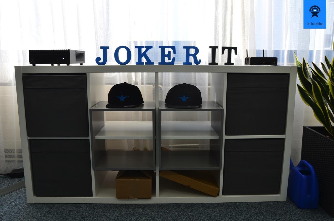 PrimeServer bei JokerIT im Einsatz