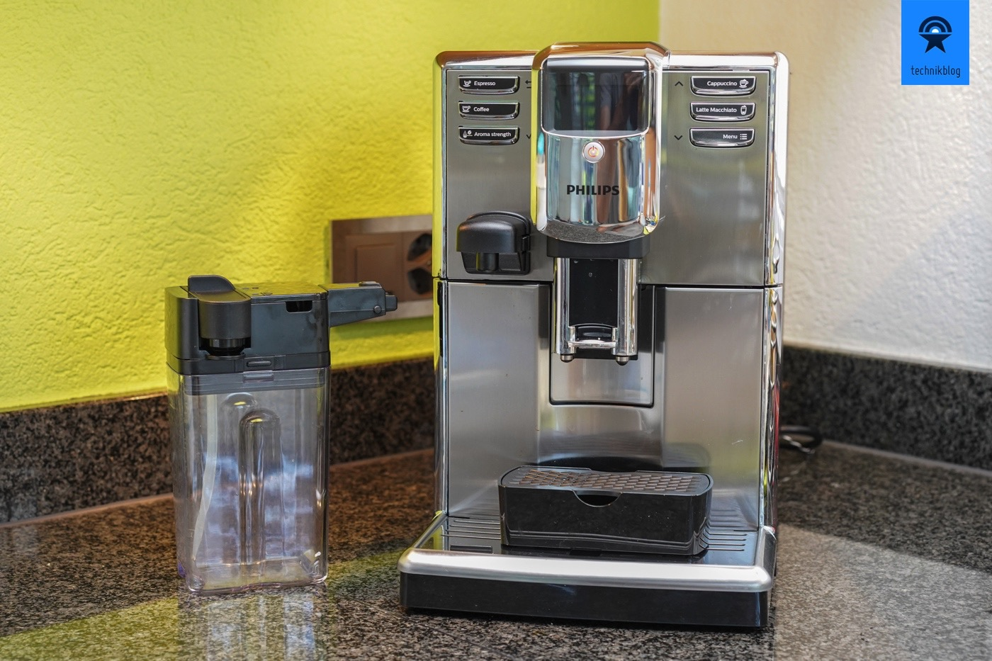 Philips Kaffeevollautomat 5000 Serie im Test