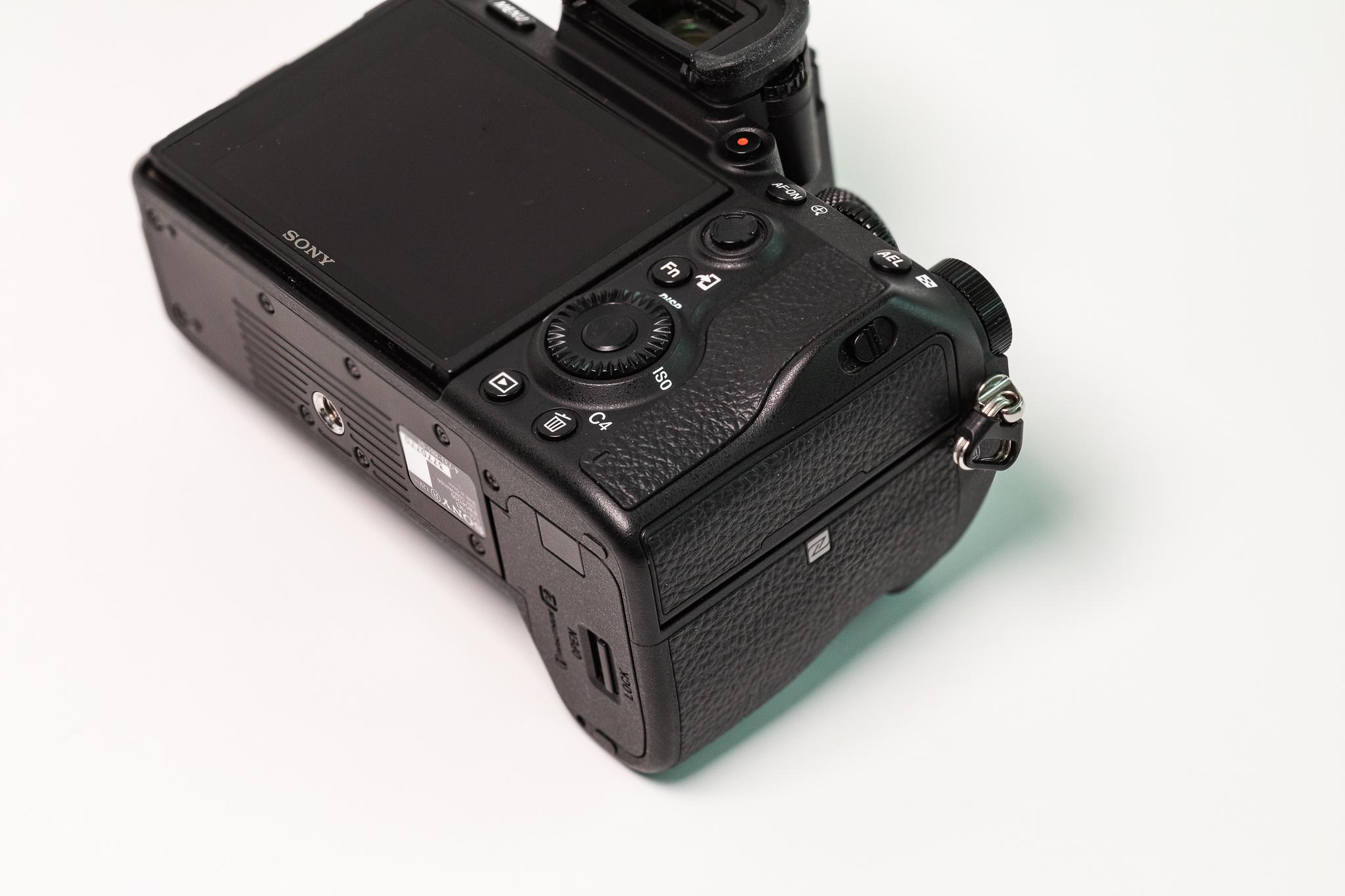 Sony A7III mit dualem SD Kartenslot