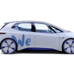 Volkswagen ID im WE Carsharing Look