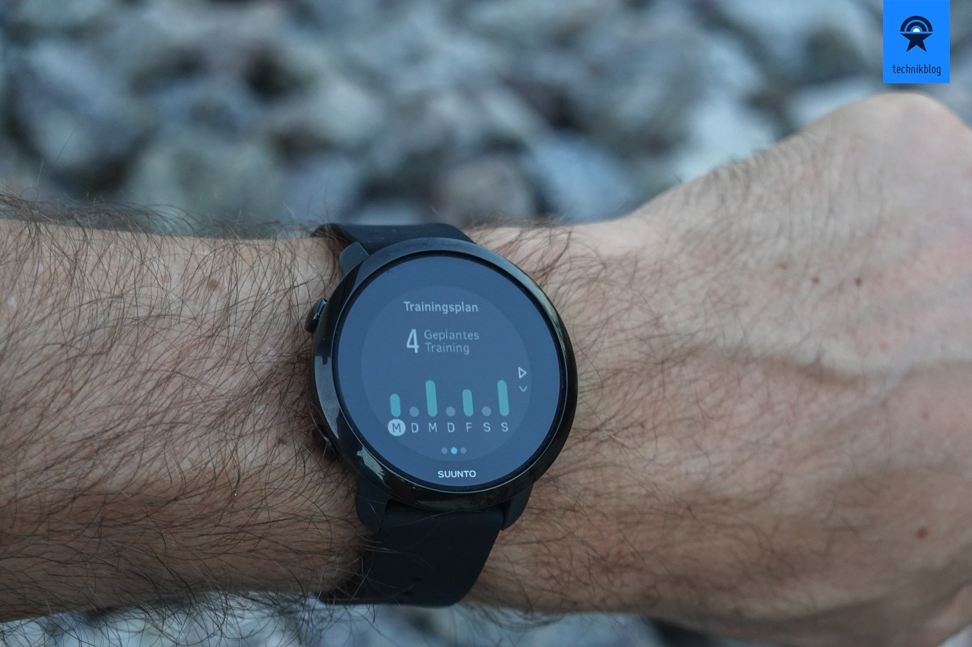 Suunto 3 Fitness Trainingsplan