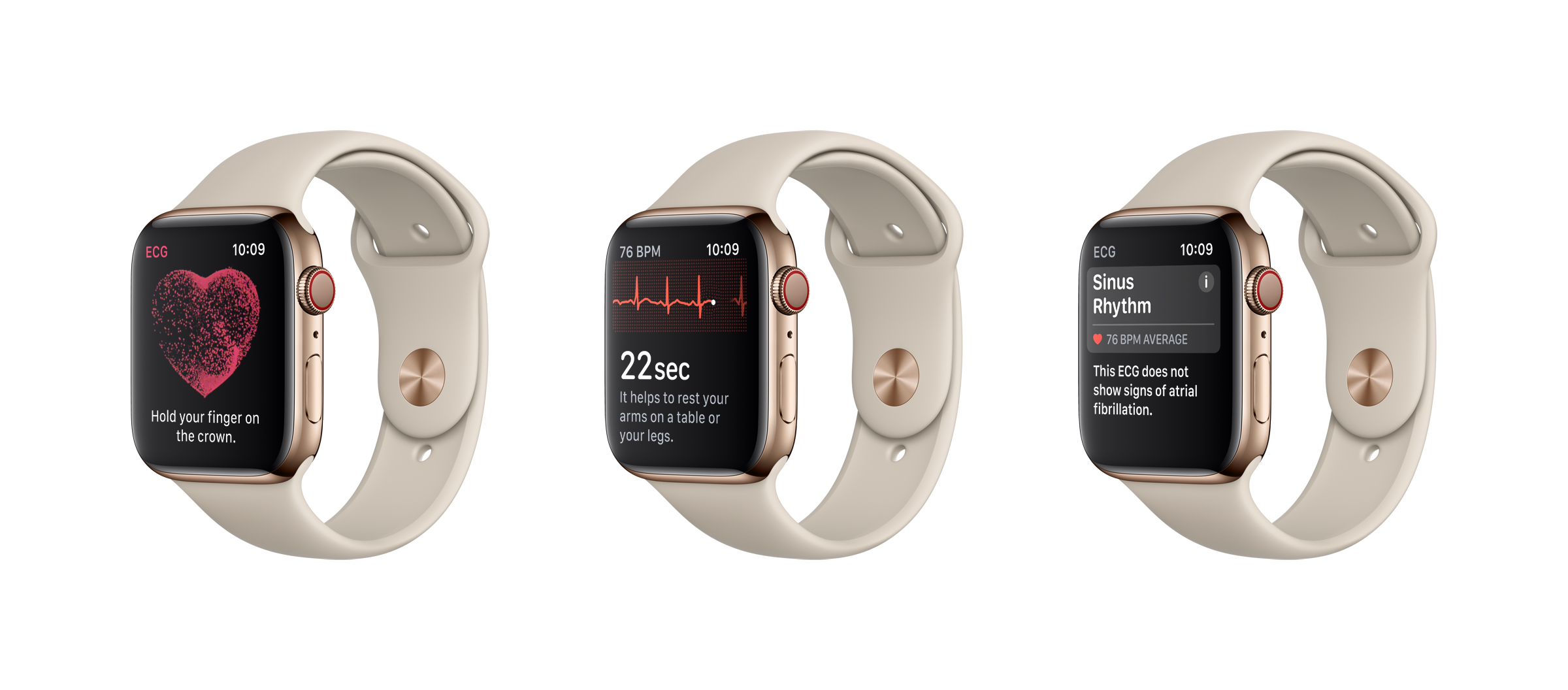 Apple Watch Series 4 - EKG