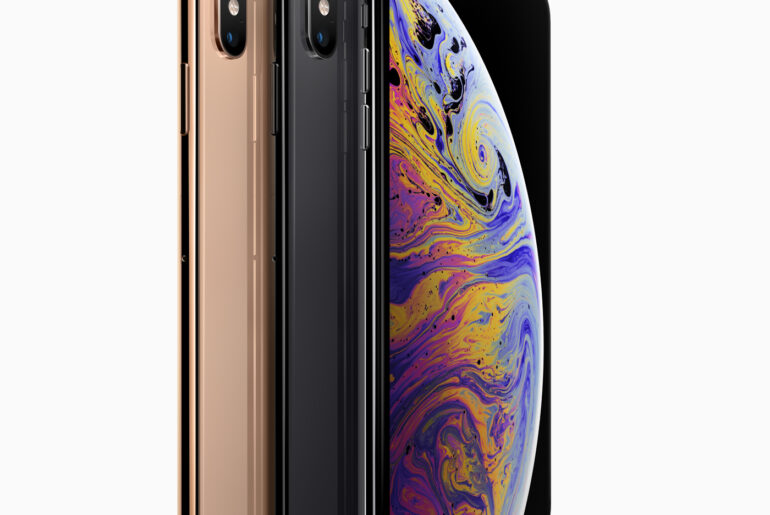 Apple iPhone Xs Line-Up