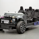 Volkswagen zeigt den modularen E-Antriebs-Baukasten (MEB)