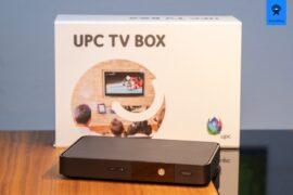 UPC TV Box im Test