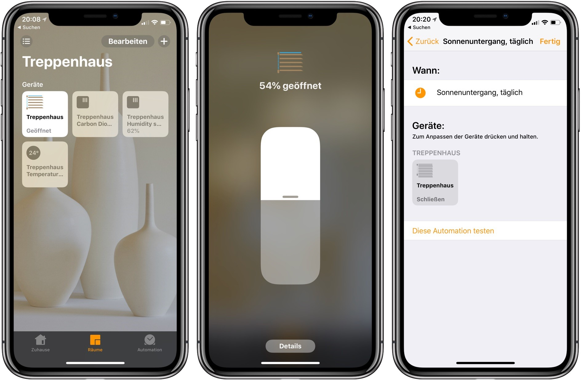 Velux Produkte in Apple HomeKit ansteuern