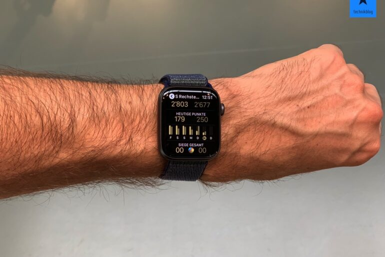 Apple Watch Competition