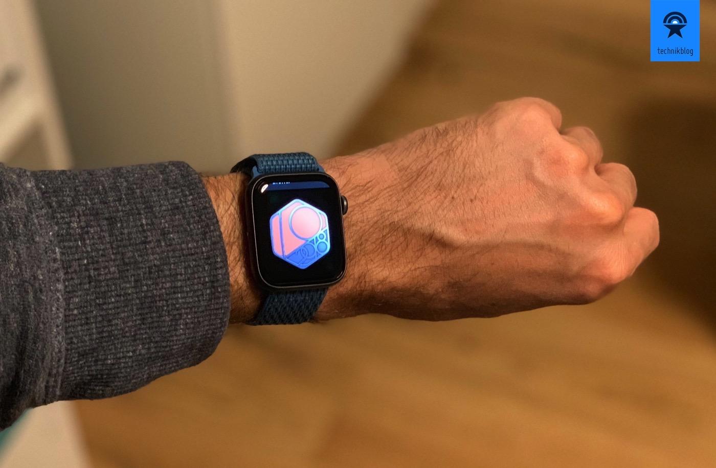 Auszeichnungen bei den Apple Watch Wettbewerben