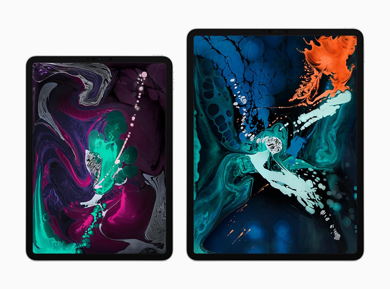 iPad Pro 11 und 12.9 Zoll