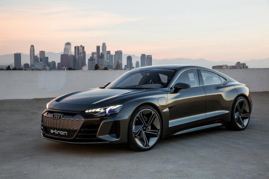 Audi e-tron GT (Foto: Audi AG)