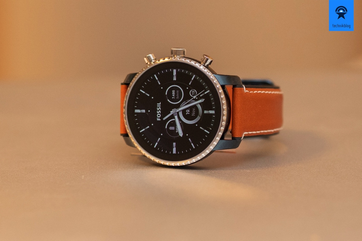 Fossil Q Explorist Test