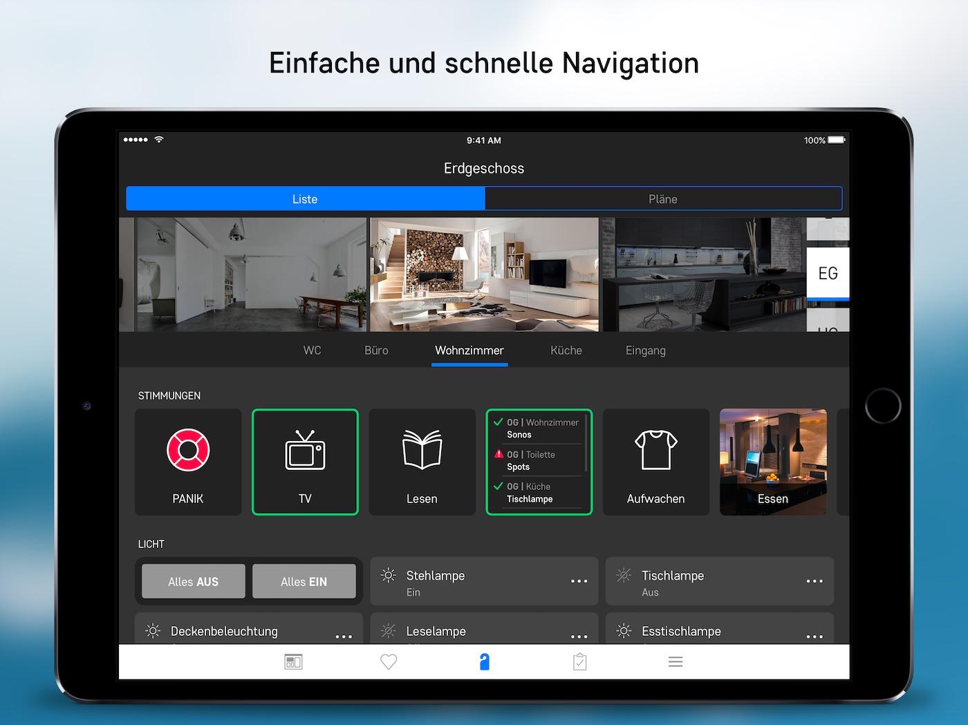 SARAH 2 User Interface