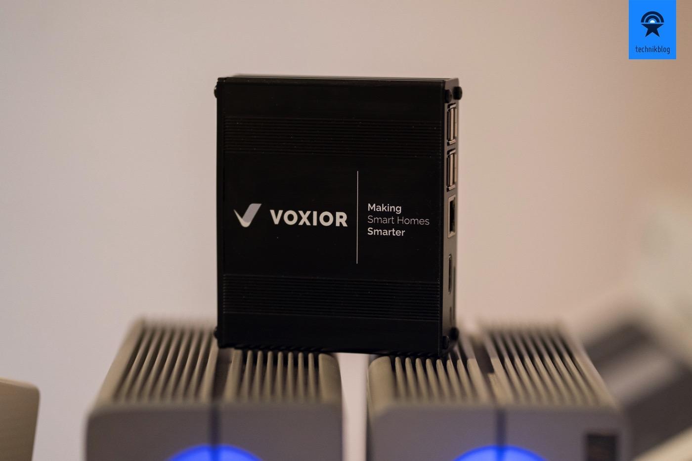 Voxior Voice Control