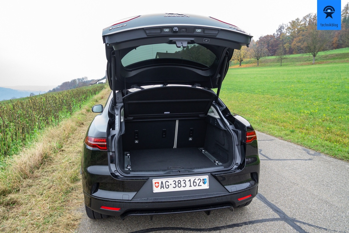 Jaguar I-Pace Kofferraum
