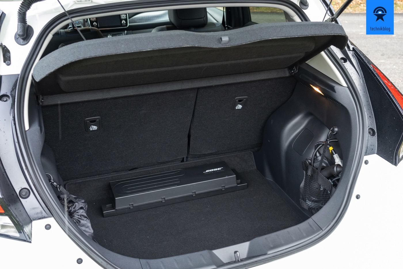 Nissan Leaf II Kofferraum