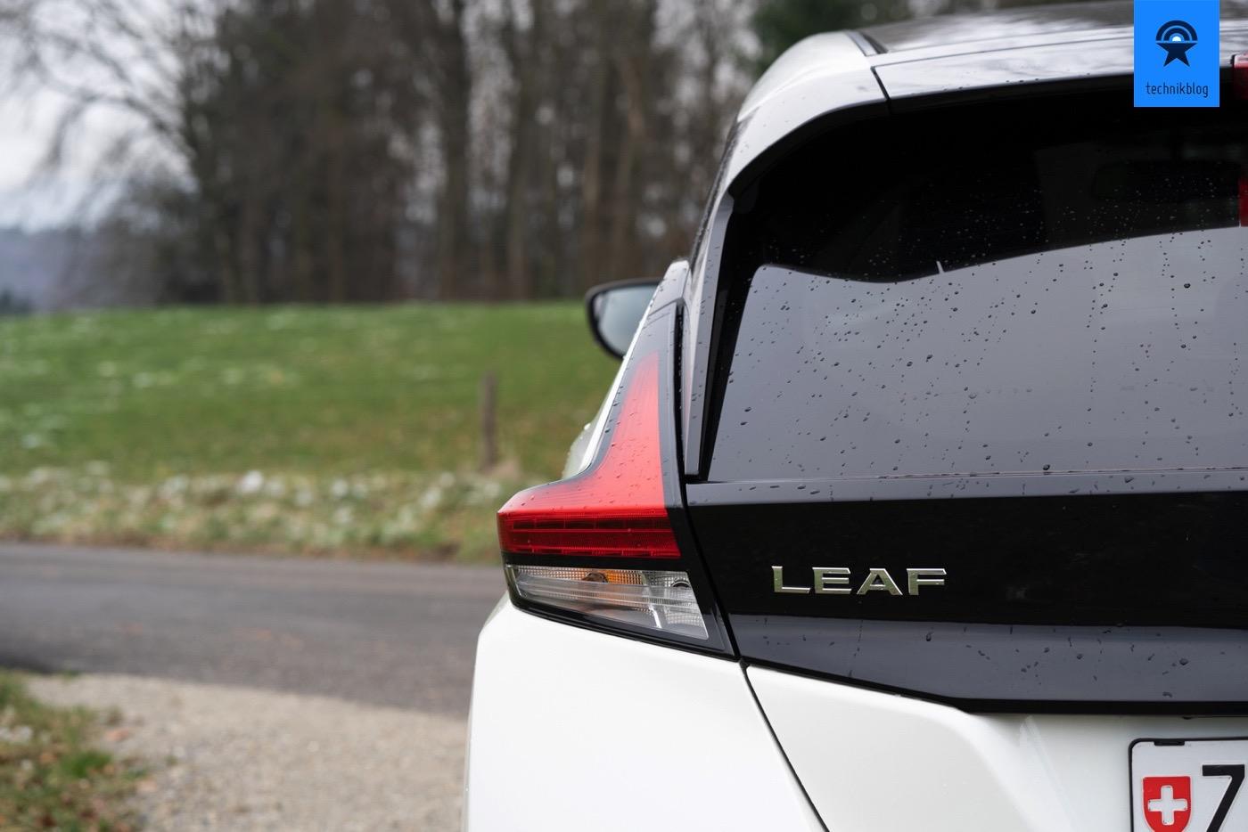 Nissan Leaf im Test
