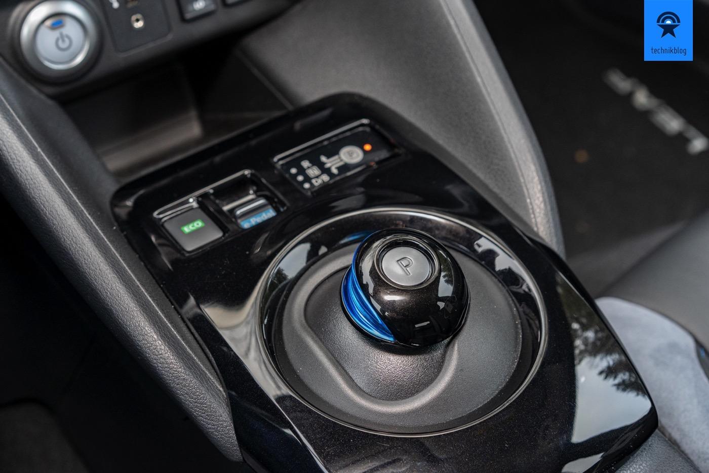 Nissan Leaf Schalthebel