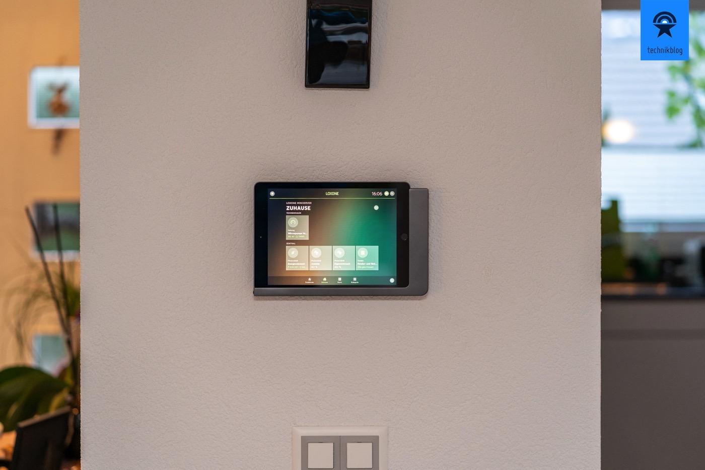Viveroo Free als perfekte iPad Halterung im Smart Home