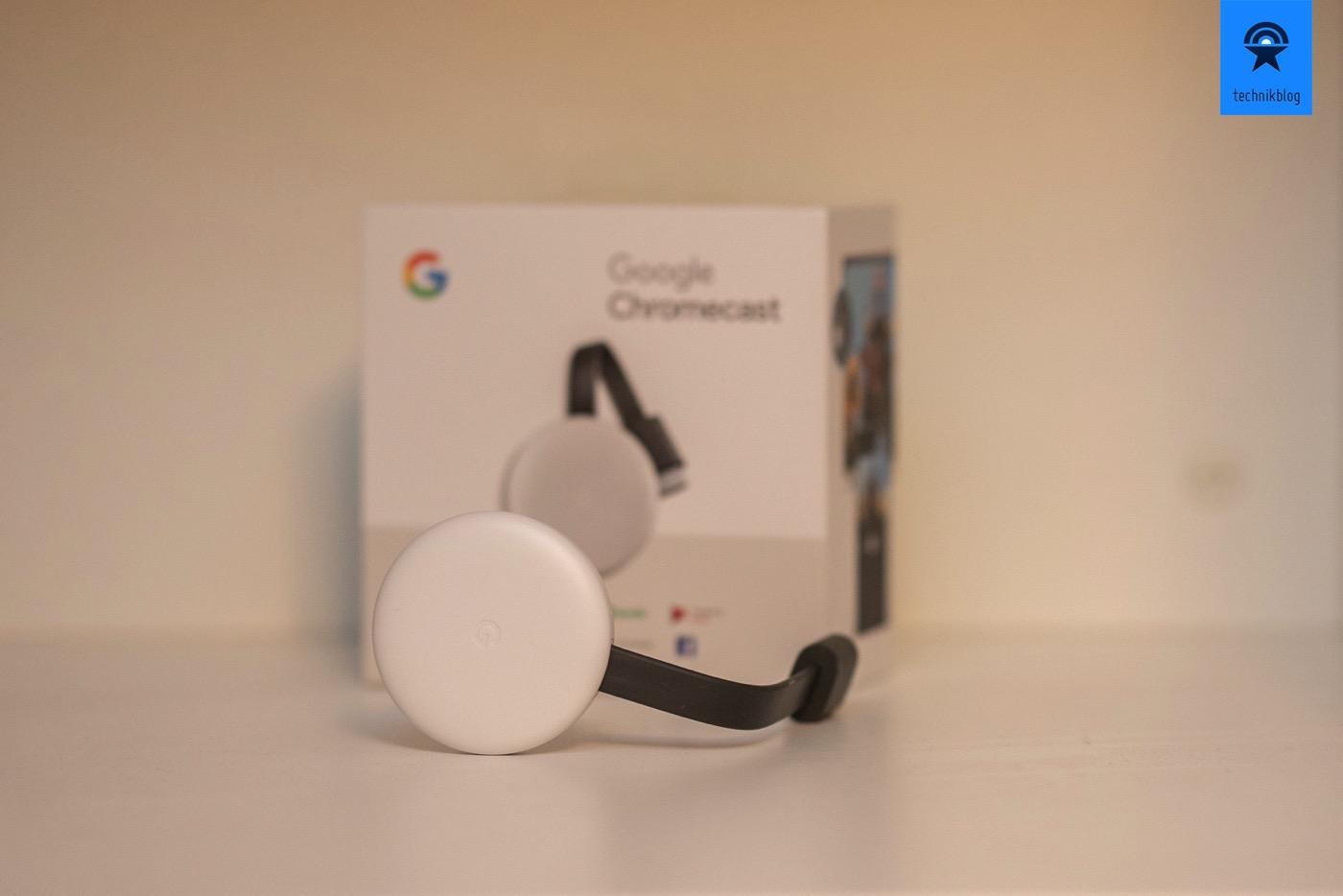 Neuer Google Chromecast im Test