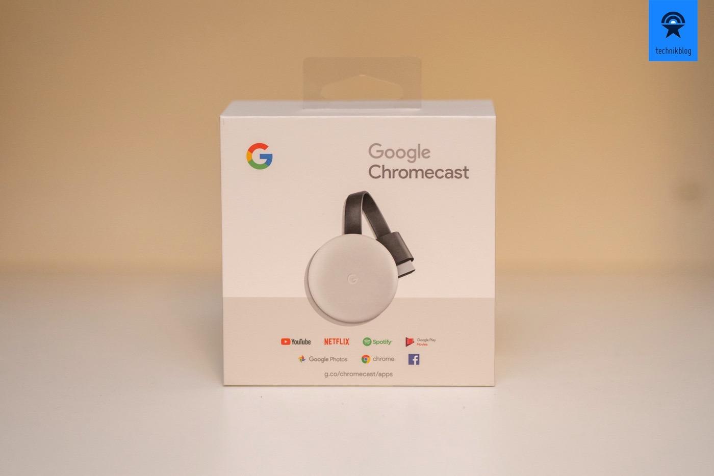 Neuer Google Chromecast
