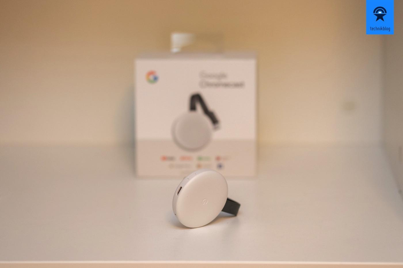 Chromecast Neu Einrichten