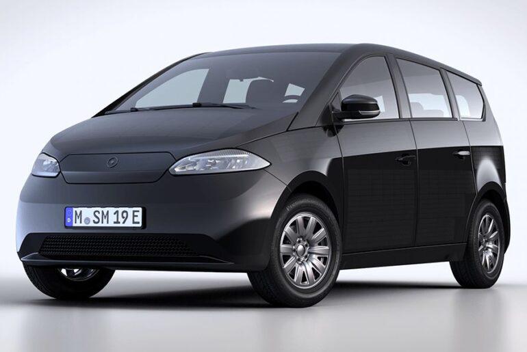 Sono Motors Sion - finales Design