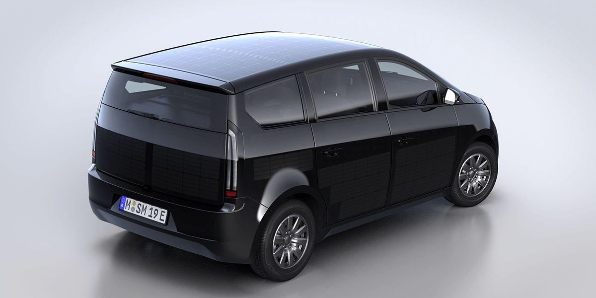 Sono Motors Sion: 650L Kofferraumvolumen