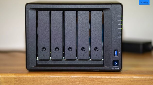 Synology DS1019+ Testbericht