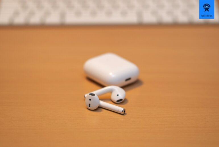 Apple Airpods 2 im Test