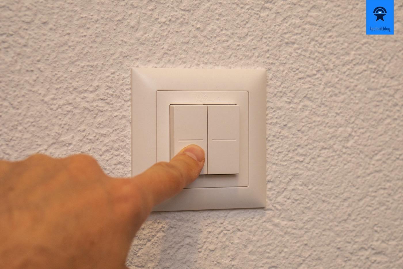 Feller Smart Light Control for Philips Hue im Test