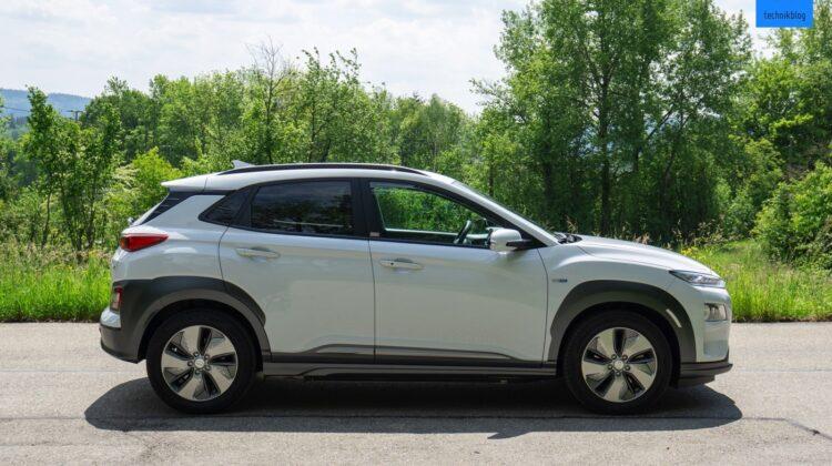 Elektrischer Mini-SUV: Hyundai Kona electric