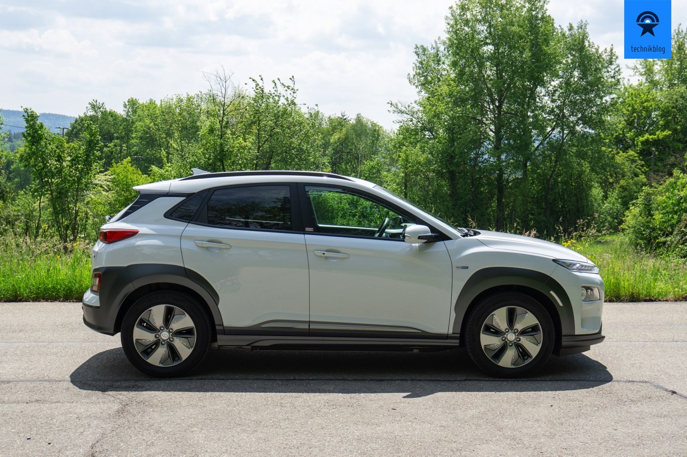 Elektrischer Mini-SUV: Hyundai Kona electric