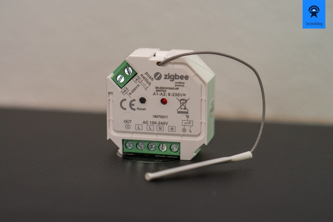 Sunricher SR-ZG9101SAC-HP-SWITCH-