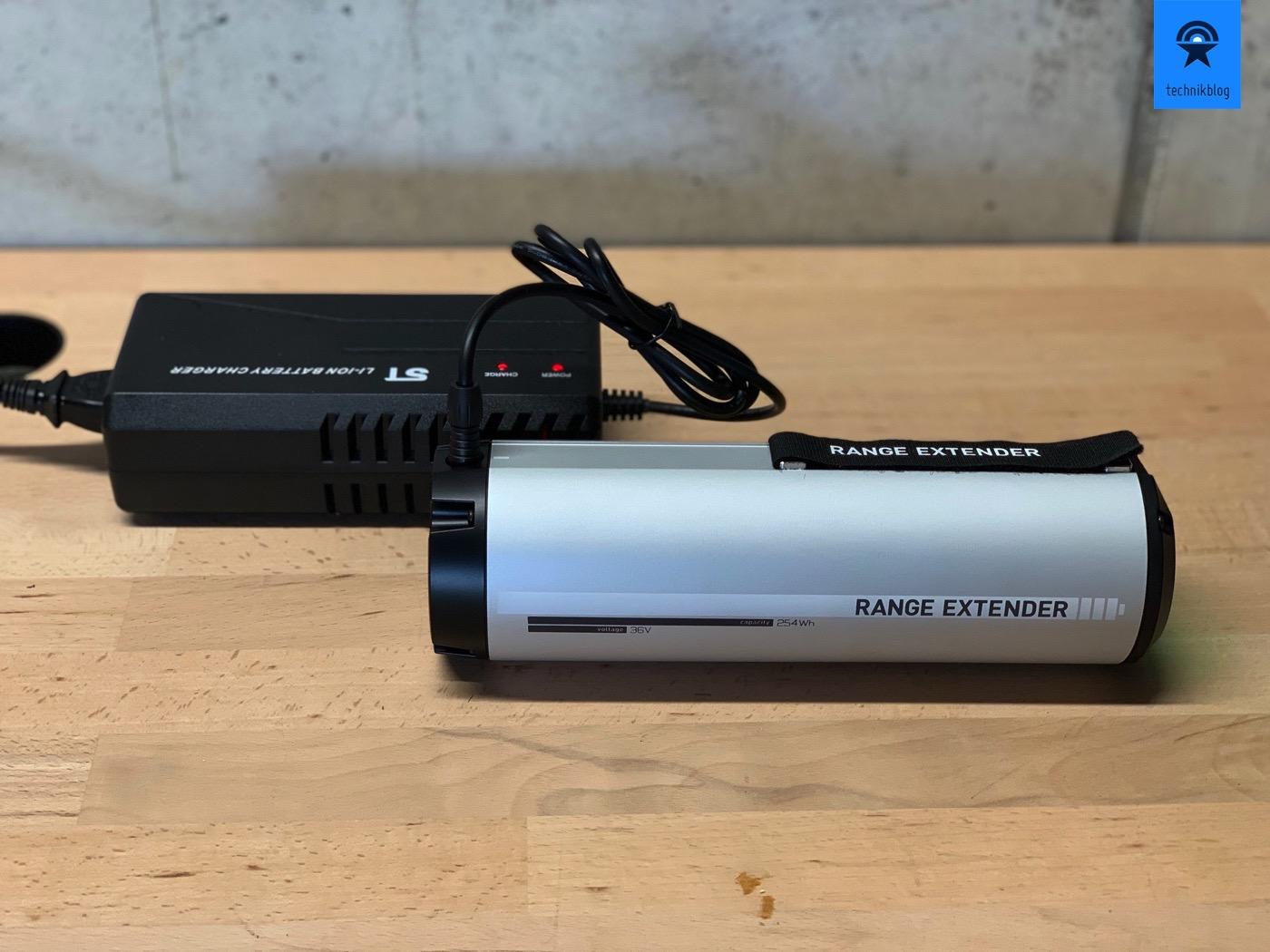 e-Bike Range Extender