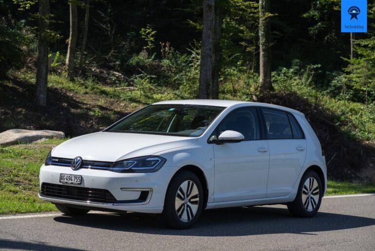 Clyde Autoabo - E-Golf Mieten statt Kaufen