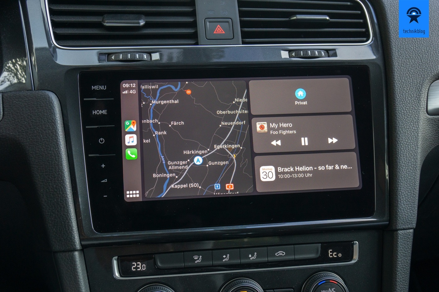 Apple Carplay iOS 13