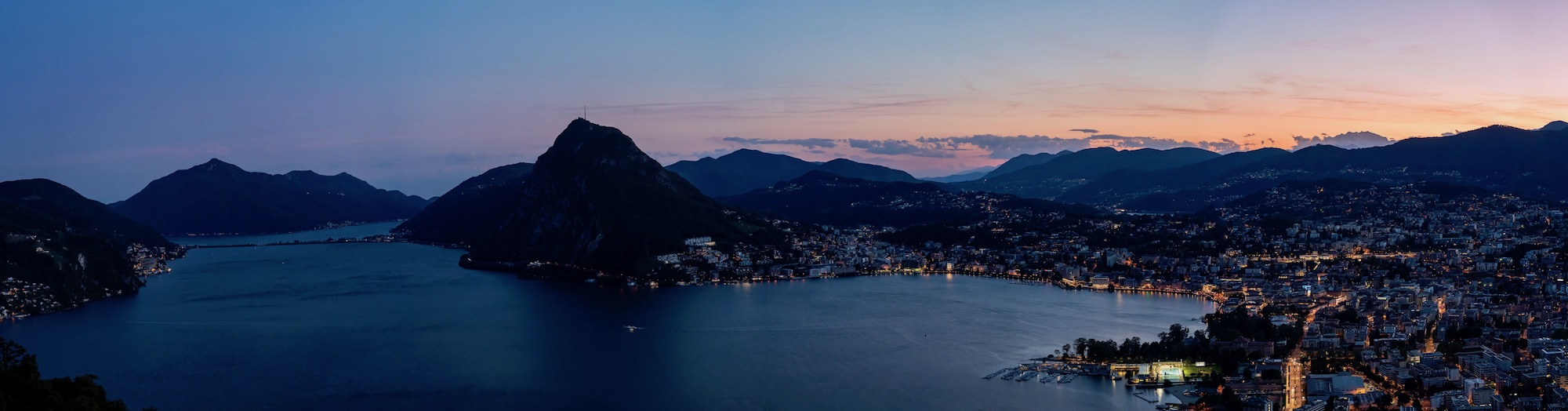 Mega Panorama Lugano