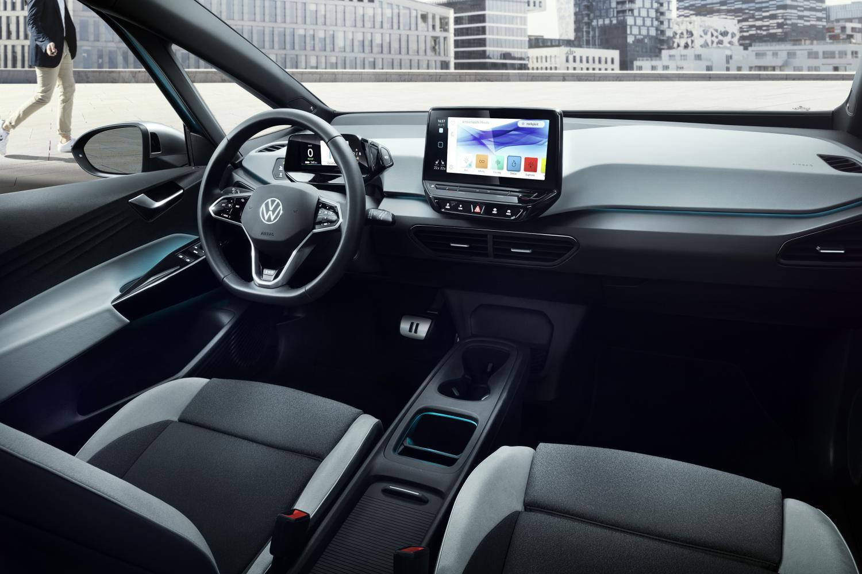 VW ID.3 Interieur