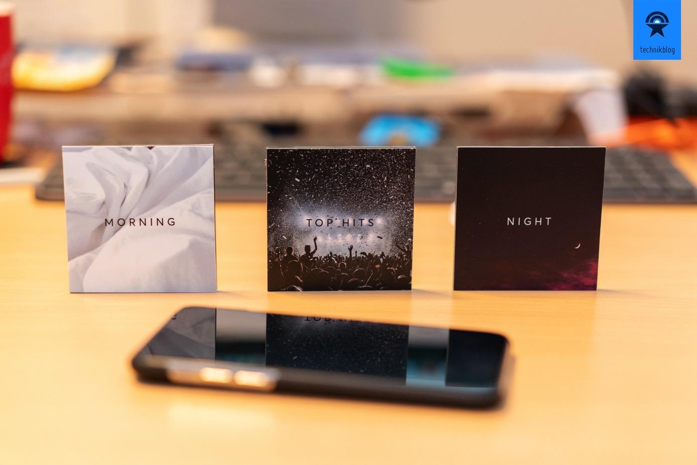 Testbericht: Senic Muse Blocks - Mit NFC Tags Musik hören und vieles mehr...