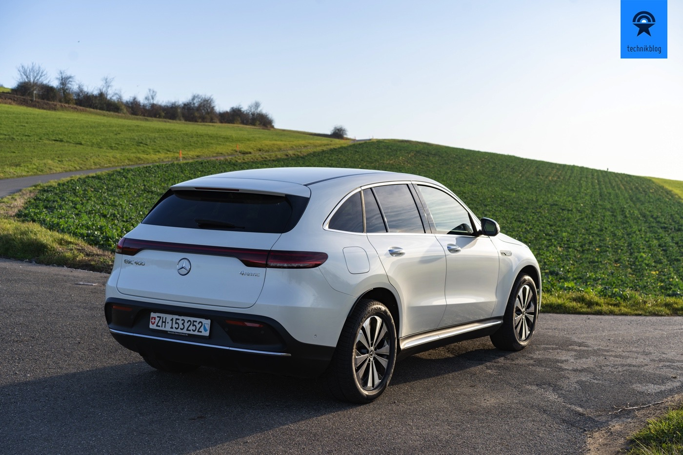 Mercedes EQC Fahrbericht - Fazit