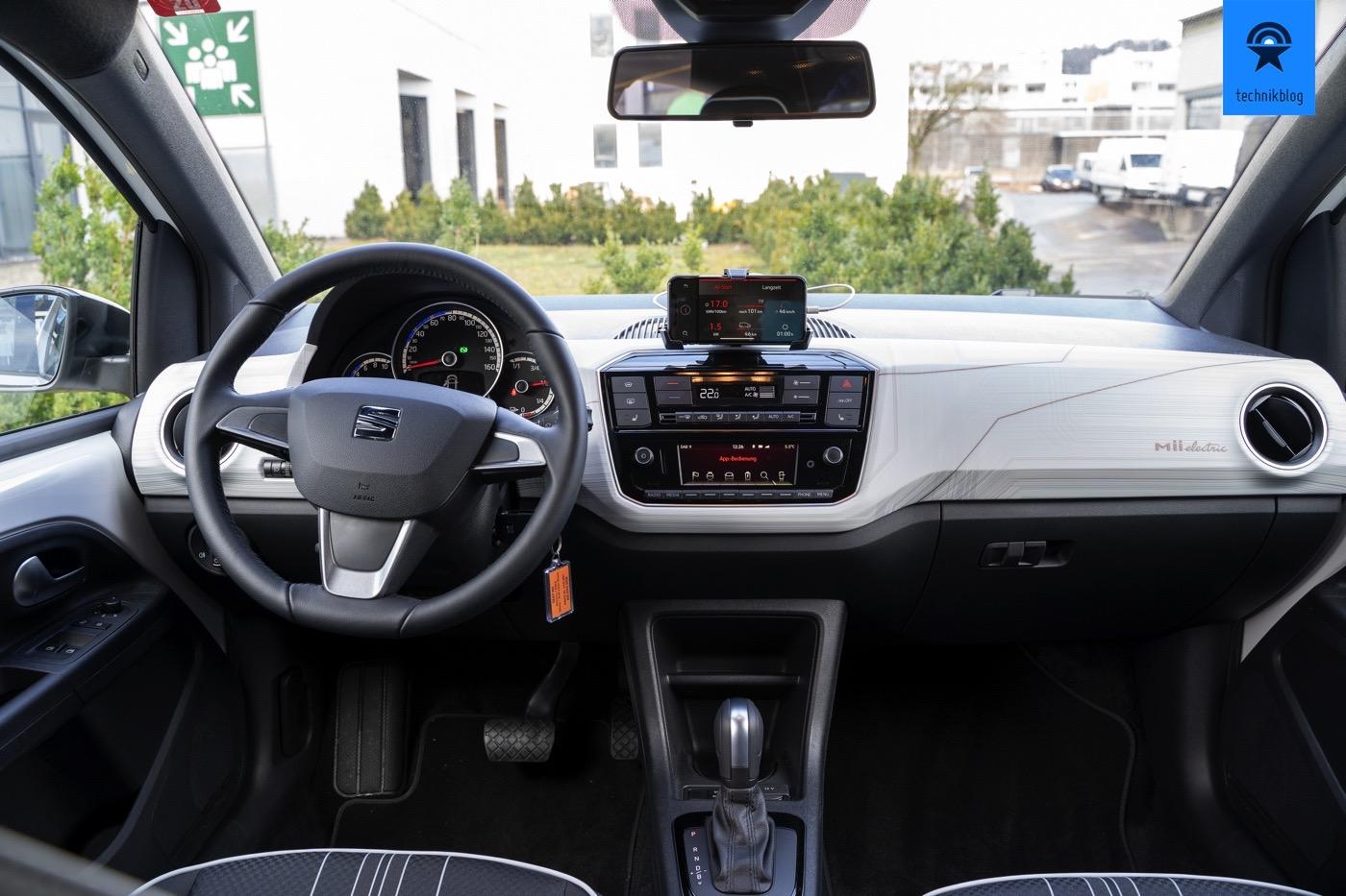 Seat Mii Cockpit