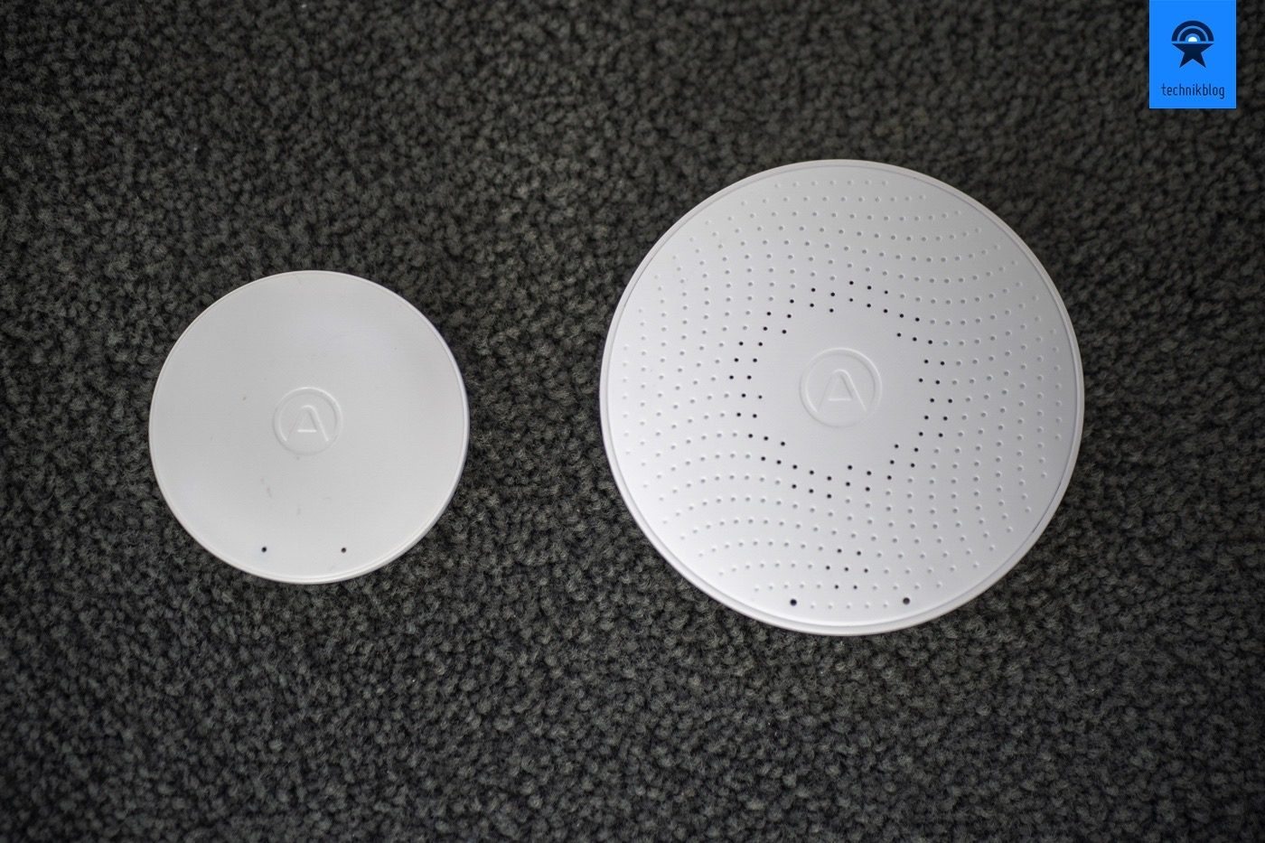 Airthings Wave Plus & Wave Mini