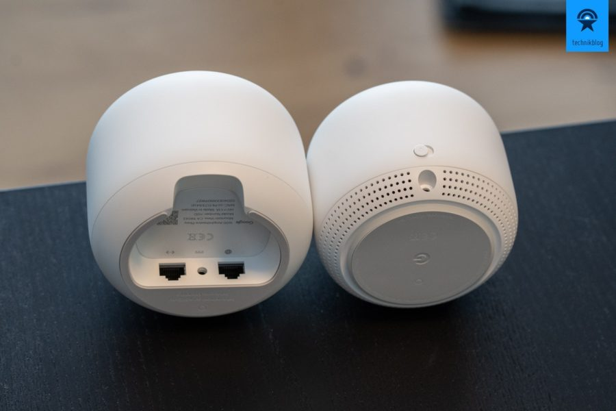 Google Nest WiFi im Test