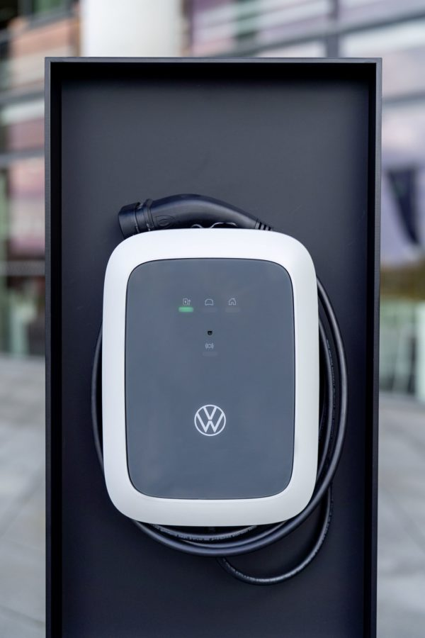 VW ID. Charger mit Typ 2 Kabel